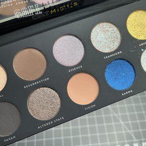 Bad Habit Cult Mystics Eyeshadow Palette - Brand New in Box